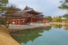 Byodo-no templo japão Foto de Stock Royalty Free