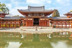 Byodo-No templo Uji Kyoto foto de stock