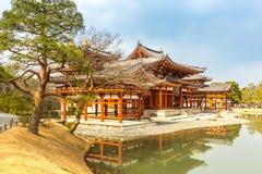 Byodo-No templo Uji Kyoto fotos de stock