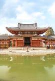 Byodo-No templo Uji Kyoto fotografia de stock