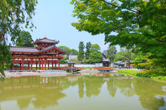 Byodo-in Tempel in Kyoto, Japan Royalty-vrije Stock Foto