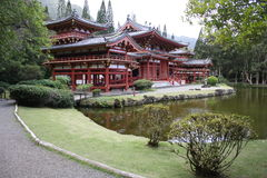 Byodo in Temple Stock Images