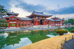 Byodo-In Temple in the city of Uji in Kyoto Prefecture, Japan. Stock Photography
