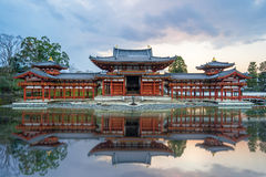 Byodo-in Temple In The City Of Uji In Kyoto Prefecture, Japan. Royalty Free Stock Photos