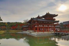 Byodo-In Temple Stock Photography