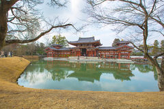 Byodo-in Temple. Japan. Stock Images