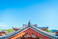 Byodo-in Temple Kyoto, Royalty Free Stock Images