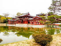 Byodo-in temple, Kyoto, Japan 2 Stock Photography