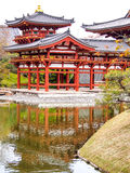 Byodo-in temple, Kyoto, Japan 4 Royalty Free Stock Photography