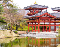 Byodo-in temple, Kyoto, Japan 7 Stock Image