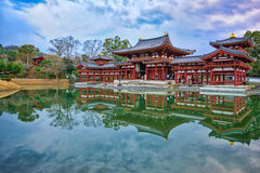 Byodo-in temple in Kyoto, Japan Royalty Free Stock Photography