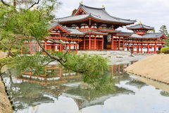 Byodo-in Temple. Kyoto, Japan. Stock Images
