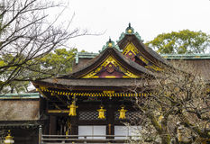 Byodo-in Temple in Kyoto, Japan Royalty Free Stock Images