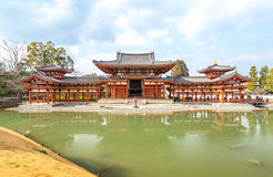 Byodo-in Temple Uji Kyoto Royalty Free Stock Image