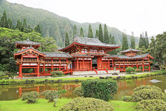 Byodo-in Temple Stock Photos
