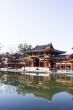Byodoin temple in Kyoto, Japan Royalty Free Stock Image