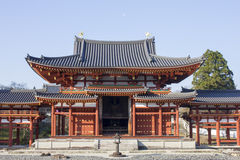 Byodoin temple in Kyoto, Japan Royalty Free Stock Photography
