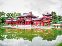 Byodoin temple Kyoto Royalty Free Stock Image