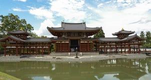 Byodoin temple in Uji, near Kyoto in Japan Royalty Free Stock Image