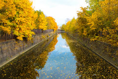 Bypass canal. stock photography