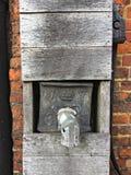 Bypump i gamla Amersham, Buckinghamshire Arkivfoto