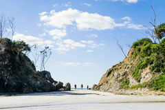 Byron Bay Beach Stock Images