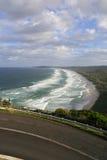 Byron Bay coast Stock Images