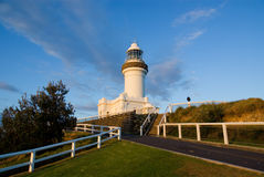 Byron Bay Light Royalty Free Stock Photography
