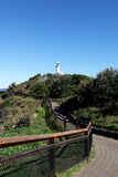 Byron Bay Lighthouse. New South Wales, Australia - The most easterly point of Australia royalty free stock photos