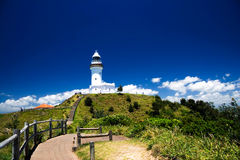 Free Byron Bay Lighthouse Royalty Free Stock Photography - 2590737