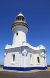 Byron Bay lighthouse Royalty Free Stock Images