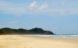 Byron Bay Lighthouse Stock Image