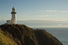 Byron Bay Lighthouse Stock Images