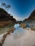 Byron Bay Vista Stock Photos