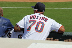 Byron Buxton Minnesota Twins Top Prospect Stock Photo