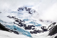Byron Glacier, Alaska Royalty Free Stock Images