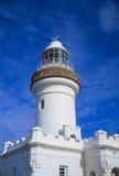 Byron lighthouse Stock Photo