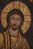 Bysantinsk freskomålning i Rome Royaltyfri Foto