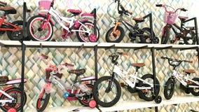 Bysicle dla dzieciaków Zdjęcia Stock