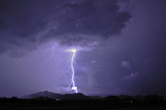 błyskawicowy Tucson Obraz Royalty Free