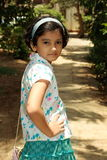 bystra dziewczyna hindusi Zdjęcia Royalty Free