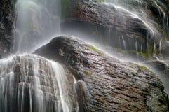 Bystre vattenfall Arkivbilder
