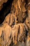 Bystrianska cave, Slovakia Royalty Free Stock Photos