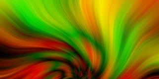 bystry tła kolorowy stubarwny Ilustracji