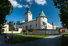 Bytča Castle stock photos