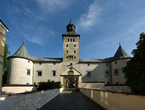 Bytca Castle, Σλοβακία στοκ εικόνες