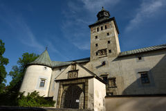 Bytca Castle, Slovakia Royalty Free Stock Images