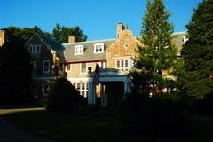 Bythewood-Landsitz, Rhode Island Lizenzfreie Stockfotografie