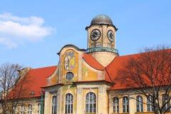 Bytom, Pologne Photo libre de droits