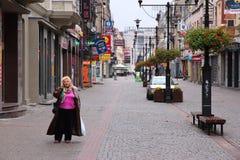 Bytom, Polonia imagen de archivo libre de regalías